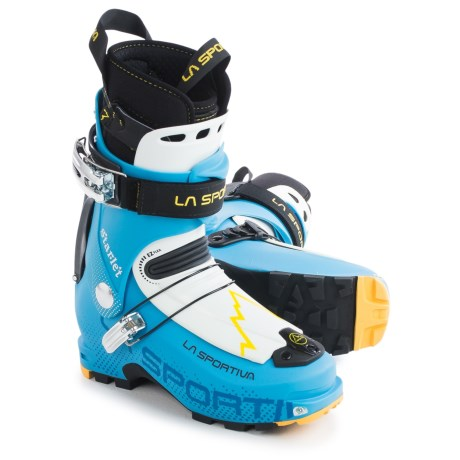 La Sportiva Starlet Alpine Touring Ski Boots (For Women) in Blue