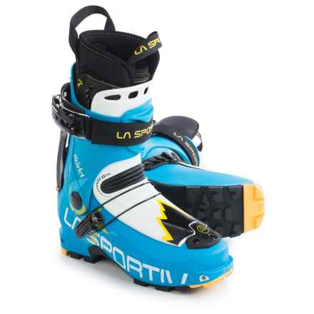 La Sportiva Starlet Alpine Touring Ski Boots (For Women) in Malblue/White - Closeouts