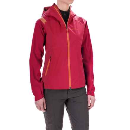 La Sportiva Storm Fighter 2.0 Gore-Tex® Jacket - Waterproof (For Women) in Berry - Closeouts