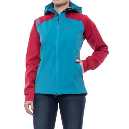 La Sportiva Storm Fighter 2.0 Gore-Tex® Jacket - Waterproof (For Women) in Blue Moon - Closeouts