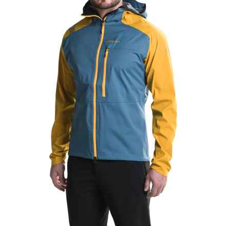 La Sportiva Storm Fighter 2.0 Gore-Tex® Jacket - Waterproof, Hooded (For Men) in Dark Sea - Closeouts