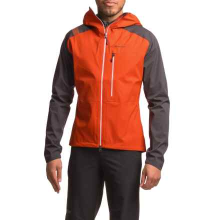 La Sportiva Storm Fighter 2.0 Gore-Tex® Jacket - Waterproof, Hooded (For Men) in Flame - Closeouts