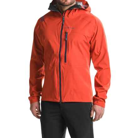 La Sportiva Storm Fighter 2.0 Gore-Tex® Jacket - Waterproof, Hooded (For Men) in Red - Closeouts
