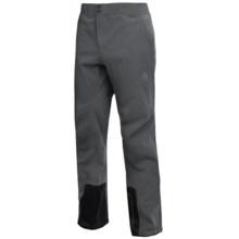 La Sportiva Storm Fighter EVO Gore-Tex® Pants - Waterproof (For Men) in Grey - Closeouts