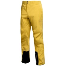 La Sportiva Storm Fighter EVO Gore-Tex® Pants - Waterproof (For Men) in Yellow - Closeouts