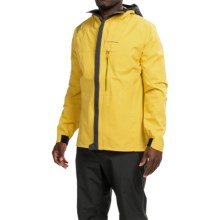 La Sportiva Storm Fighter Gore-Tex® Jacket - Waterproof (For Men) in Yellow - Closeouts