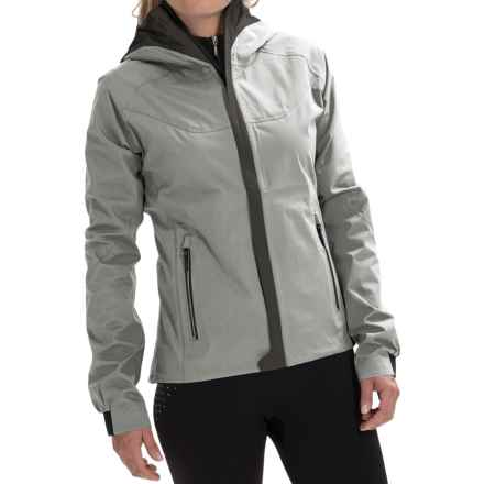 La Sportiva Storm Fighter Gore-Tex® Jacket - Waterproof (For Women) in Mid Grey - Closeouts