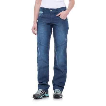 La Sportiva Tao Jeans (For Women) in Jean Malibu Blue - Closeouts