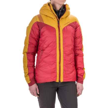 La Sportiva Tara 2.0 Down Jacket - 700 Fill Power (For Women) in Berry - Closeouts
