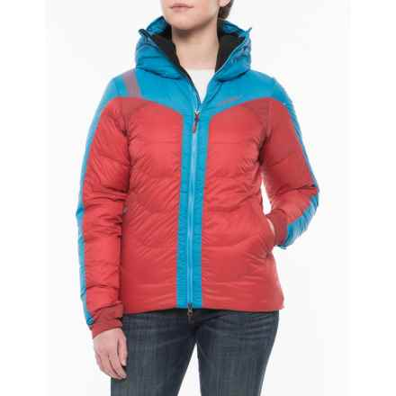 La Sportiva Tara 2.0 Down Jacket - 700 Fill Power (For Women) in Blue Moon/Berry - Closeouts