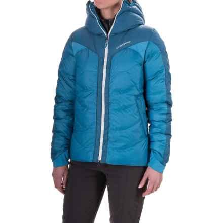 La Sportiva Tara 2.0 Down Jacket - 700 Fill Power (For Women) in Blue Moon - Closeouts