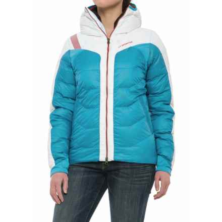 La Sportiva Tara 2.0 Down Jacket - 700 Fill Power (For Women) in Blue/White - Closeouts