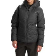 La Sportiva Tara Down Jacket - 700 Fill Power (For Women) in Grey - Closeouts