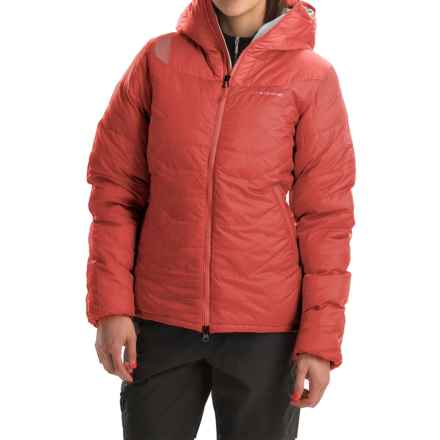 La Sportiva Tara Down Jacket - 700 Fill Power (For Women) in Red/Coral - Closeouts
