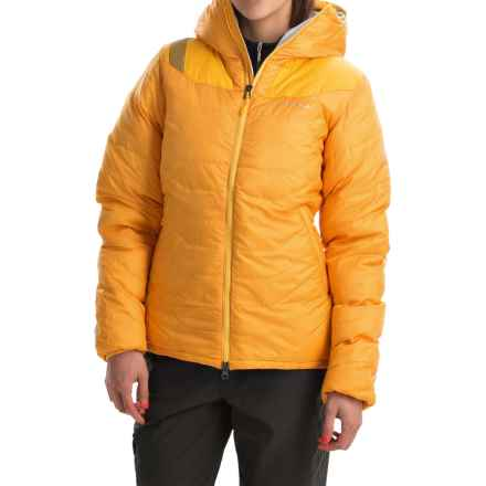 La Sportiva Tara Down Jacket - 700 Fill Power (For Women) in Yellow - Closeouts