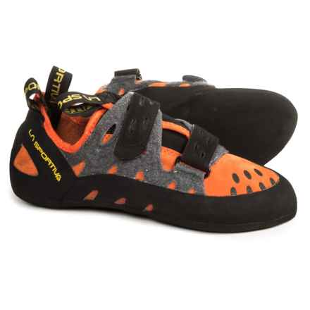 La Sportiva Tarantula Climbing Shoes (For Men) in Flame - Closeouts