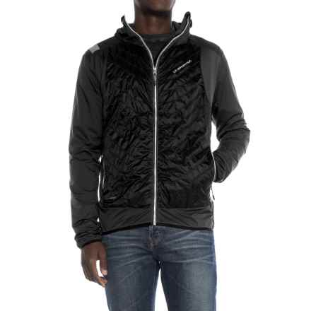 La Sportiva Task Hybrid PrimaLoft® Jacket - Insulated (For Men) in Black/Grey - Closeouts
