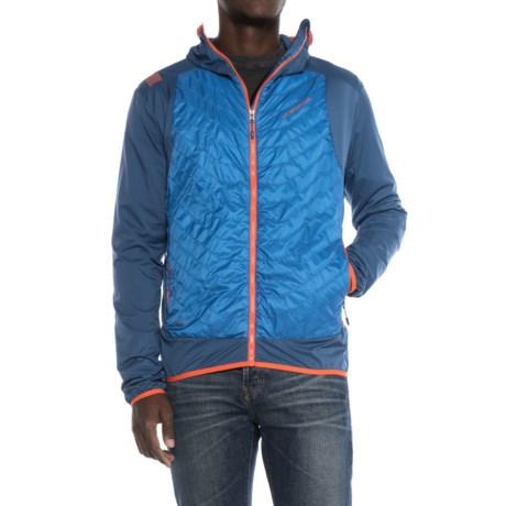 La Sportiva Task Hybrid PrimaLoft® Jacket - Insulated (For Men) in Blue/Dark Sea