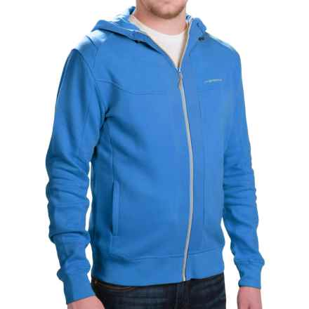 La Sportiva Totoga Hoodie - Full Zip (For Men) in Blue - Closeouts