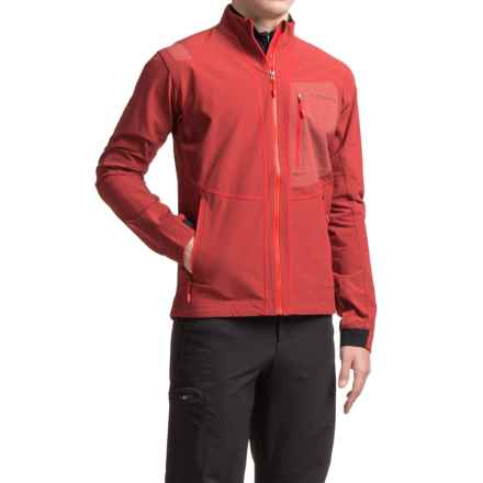 La Sportiva Trango Soft Shell Jacket (For Men) in Rust - Closeouts
