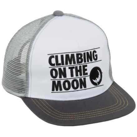 La Sportiva Tucker Trucker Hat (For Men and Women) in Grey/Mid Grey - Closeouts