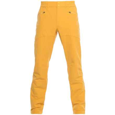 La Sportiva Tuckett Ski Pants (For Men) in Mustard - Closeouts