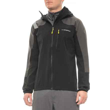 La Sportiva TX Light Jacket (For Men) in Black - Closeouts
