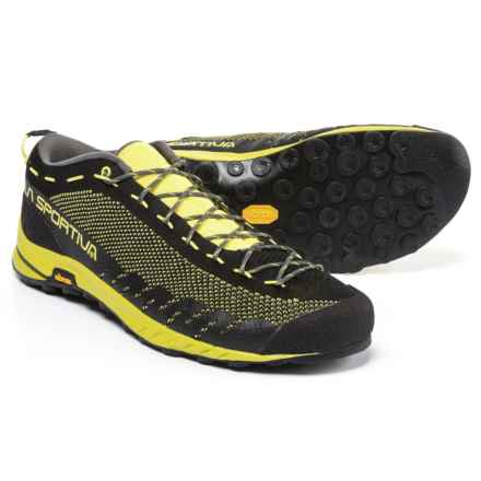 La Sportiva TX2 Hiking Shoes (For Men) in Sulphur - Closeouts