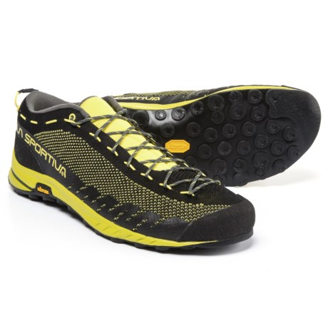 La Sportiva TX2 Hiking Shoes (For Men) in Sulphur