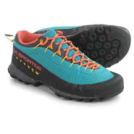 La Sportiva TX3 Approach Shoes (For Women) in Blue Moon - Closeouts