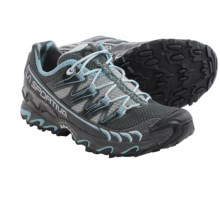 La Sportiva Ultra Raptor Trail Running Shoes (For Women) in Grey/Ice Blue - Closeouts