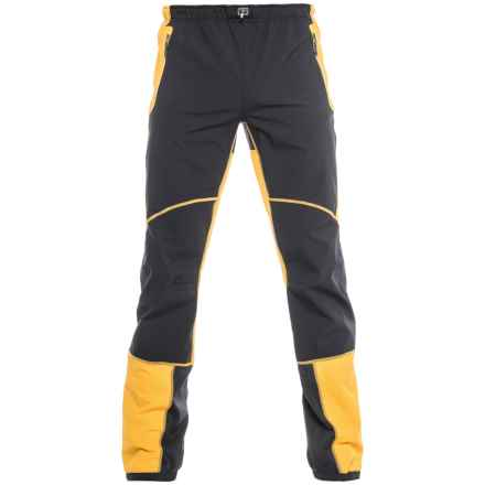 La Sportiva Vanguard Ski Pants (For Men) in Mustard - Closeouts