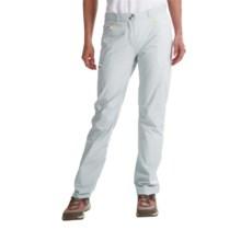 La Sportiva Vega Pants (For Women) in Light Grey - Closeouts