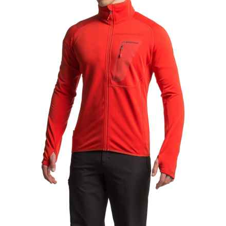 La Sportiva Voyager 2.0 Jacket (For Men) in Red - Closeouts