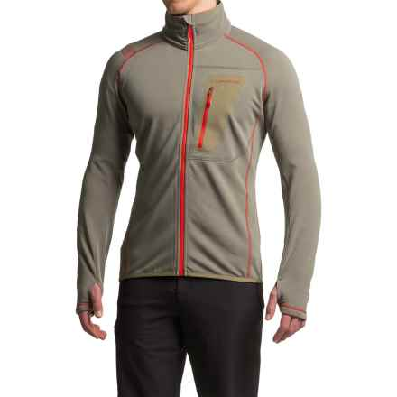 La Sportiva Voyager 2.0 Jacket (For Men) in Taupe - Closeouts
