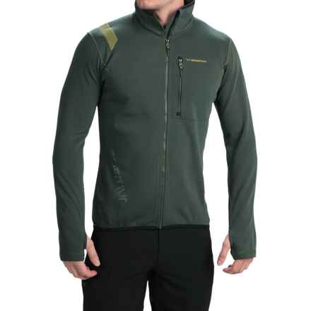 La Sportiva Voyager Jacket (For Men) in Grey - Closeouts