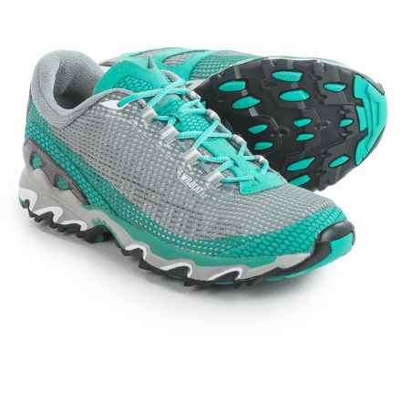 La Sportiva Wildcat 3.0 Trail Running Shoes (For Women) in Turquoise - Closeouts