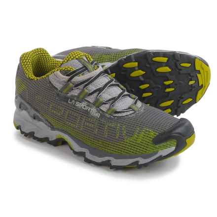 La Sportiva Wildcat Trail Running Shoes (For Men) in Turtle - Closeouts