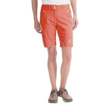 La Sportiva Zen Bermuda Shorts (For Women) in Coral - Closeouts