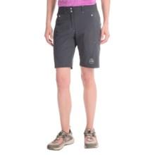 La Sportiva Zen Bermuda Shorts (For Women) in Grey - Closeouts