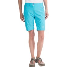 La Sportiva Zen Bermuda Shorts (For Women) in Malibu Blue - Closeouts