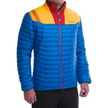 La Sportiva Zoid Down Jacket - Insulated (For Men) in Blue - Closeouts
