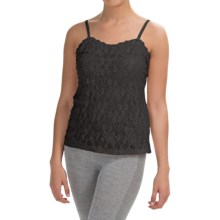 Lace Front Camisole (For Women) in Black - 2nds