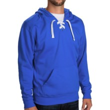 Laced Hoodie  (For Men and Women) in Royal - 2nds