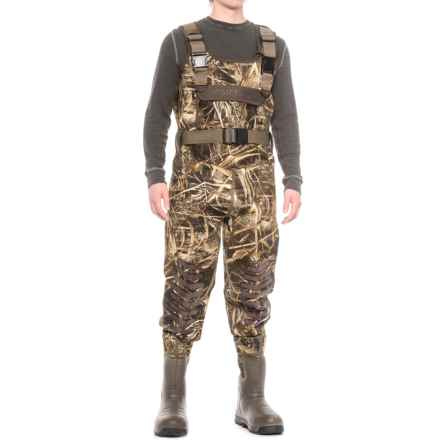 LaCrosse Aerotuff Waders - Insulated, Bootfoot (For Men) in Realtree Max-5 - Closeouts