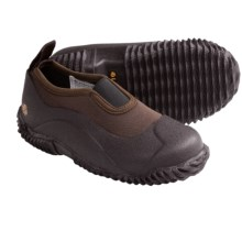 LaCrosse Alpha Mudlite Moc Hunting Shoes - Waterproof (For Kids and Youth) in Brown - Closeouts