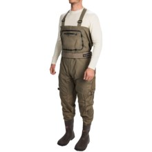 LaCrosse Alpha Swampfox Chest Waders - Bootfoot in Brown - Closeouts