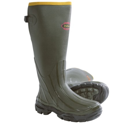 "LaCrosse Alphaburly Sport Hunting Boots - 18"", Waterproof, Insulated (For Men) in Forest"