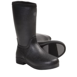 "LaCrosse Cape Cod 12"" Boots - Waterproof Rubber (For Women) in Wallpaper"