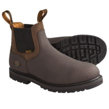 "LaCrosse Extreme Tough Romeo Work Boots - 3"", Plain Toe (For Men) in Brown - Closeouts"